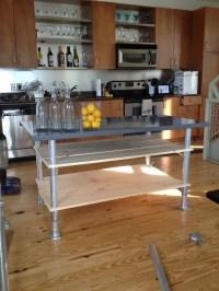 Best Kitchen Island on Casters | HomesFeed