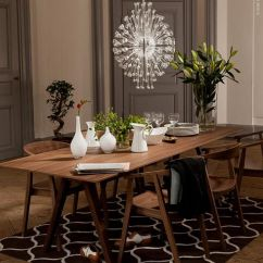 Best Size Rug For Living Room Modern Wooden Furniture Good Ikea Stockholm Dining Table | Homesfeed