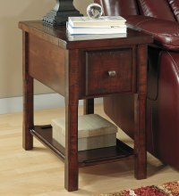 Perfect Small End Table With Drawer
