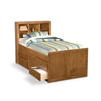 Awesome Twin Bed with Drawers Underneath | HomesFeed