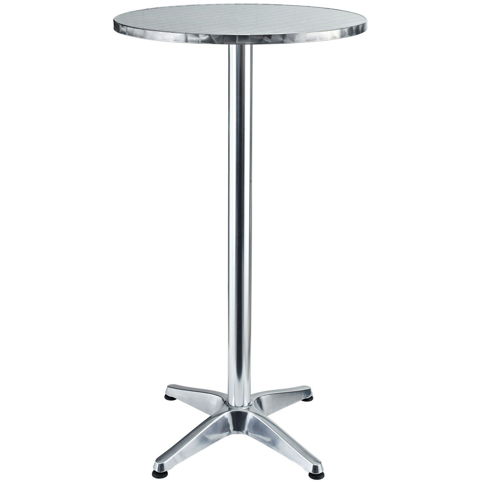 tall round bar table and chairs rolling chair stand tables a space saving dining furniture for small