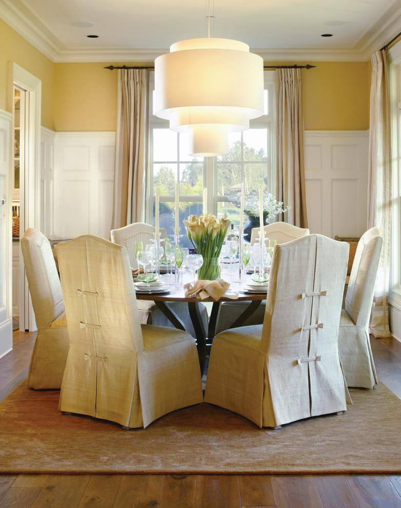 Slipcovered Dining Chairs  HomesFeed