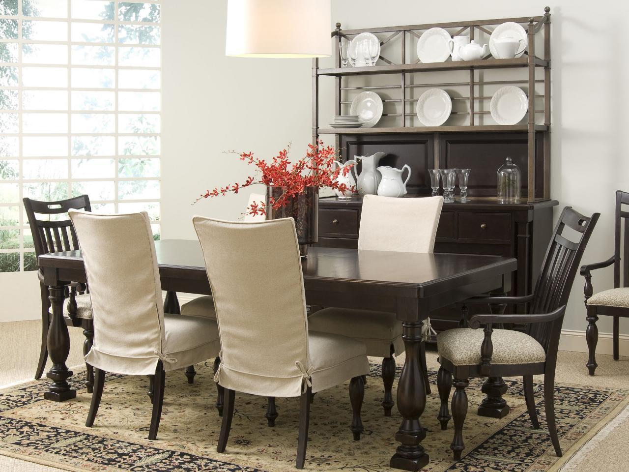 slipcovered dining chair big joe bean bag filling chairs homesfeed