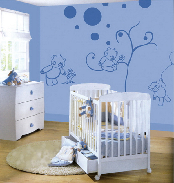 Baby Boy Nursery Theme Ideas