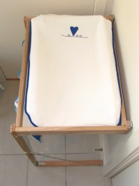 Foldable Changing Table for Baby