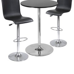 Tall Table And Chairs Coral Accent Chair Bar Tables A Space Saving Dining Furniture For Small