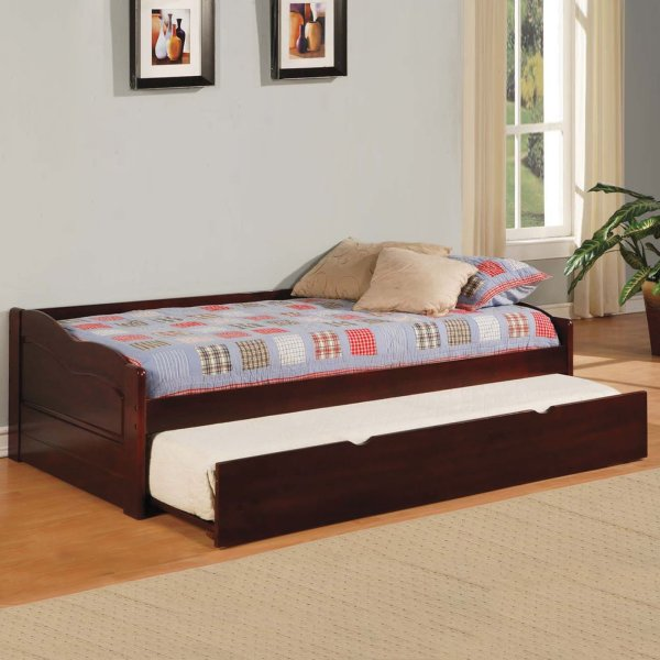 Daybed Trundle Ikea Multiple-purpose Furniture Homesfeed