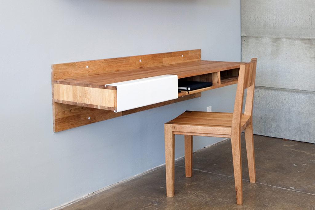 IKEA Floating Desk Selections with LackShelf  HomesFeed