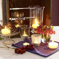 Creative and Stunning Candle Centerpieces for Tables ...