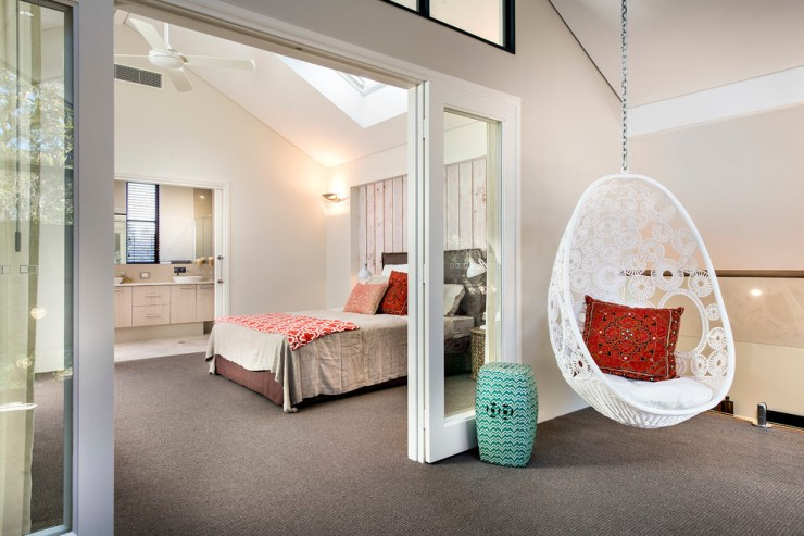 Image result for swing chairs bedroom