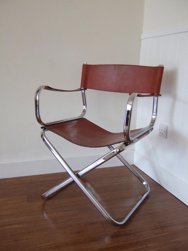 Leather Directors Chair, Unique Units for Your Unique Home