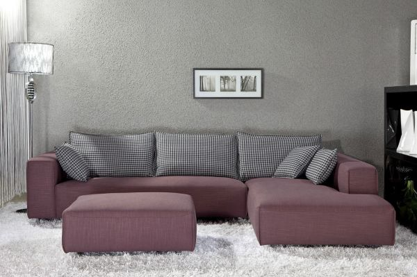 White Sectional Sofas for Small Spaces