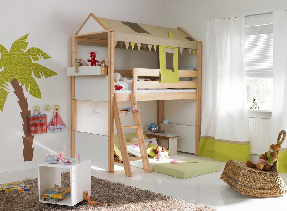 IKEA Kids Loft Bed: A Space