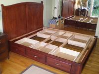 Fascinating Beds with Drawers for Super Convenient ...