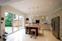 Kitchen and Dining Room: Best Solution for Achieving Space ...