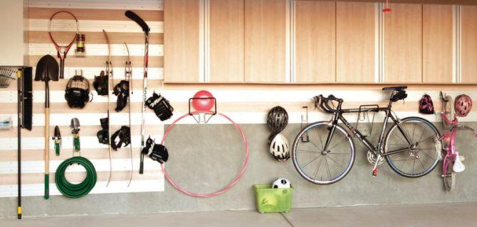 Creative Bike Rack Ideas for Homes