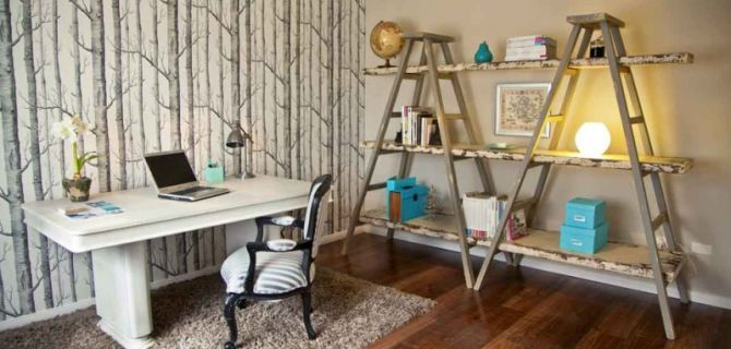 Create Pleasing and Productive Space with These Inspiring Wall Organizers for Home Offices