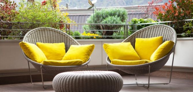 Cozy Balcony Privacy Designs for Homes & Apartments