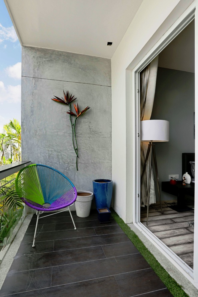Cozy Balcony Privacy Designs for Homes  Apartments