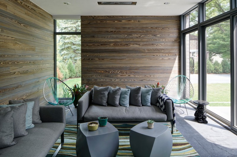 Best Ideas of Gorgeous House with Sunroom: Pictures
