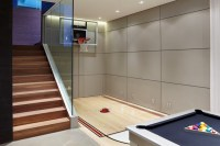 Indoor Basketball Court, Healthy Support for More Private ...