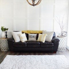 Living Room Ideas With Brown Leather Furniture How To Decorate Formal Bunch Of Farmhouse Interior Design Clean ...