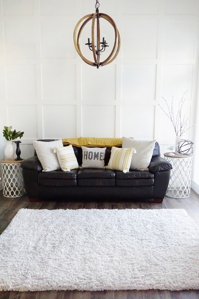 black leather couch living room design beautiful rooms decorations bunch ideas of farmhouse interior with clean ...