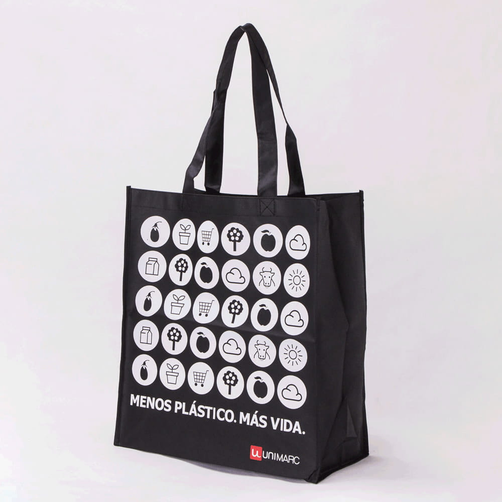 Custom Printed Cheap Wholesale Recycled Foldable Reusable Shopping Tote Bags - Homesgu