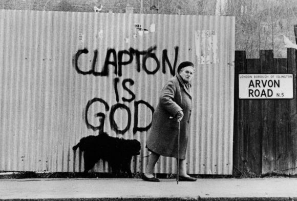 Clapton is God - The Time I Met Eric Clapton