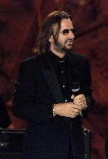 I Met Ringo Starr