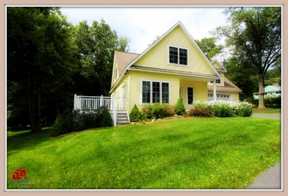 Indulge yourself in this Bridgewater CT home for sale.