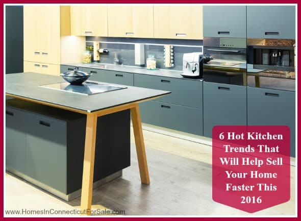Wow your Lake Zoar home buyers with these 6 kitchen trends that will surely add value to your home.
