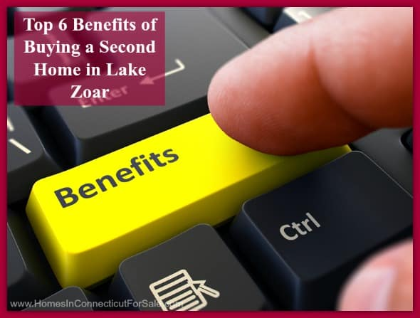 If you're planning for an early retirement having a second home in Lake Zoar is beneficial, here's why!