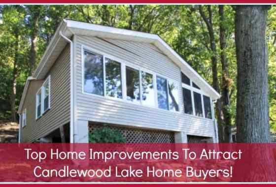 Candlewood Lake CT Lakefront Homes for Sale