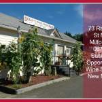 73 Railroad St New Milford CT 06776 | Business Opportunity: Wine Store in New Milford