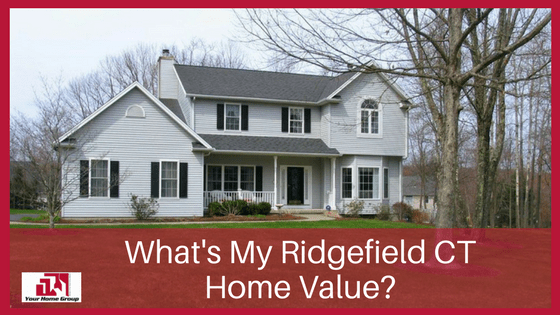 What's My Ridgefield CT Home Value