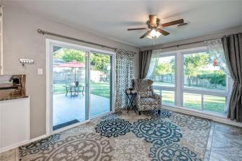 Updated Magnolia Realty Home For Sale in Waco Mountainview Neighborhood