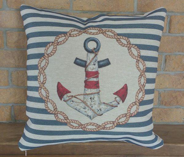 dekoracyjne poduszki kotwica
