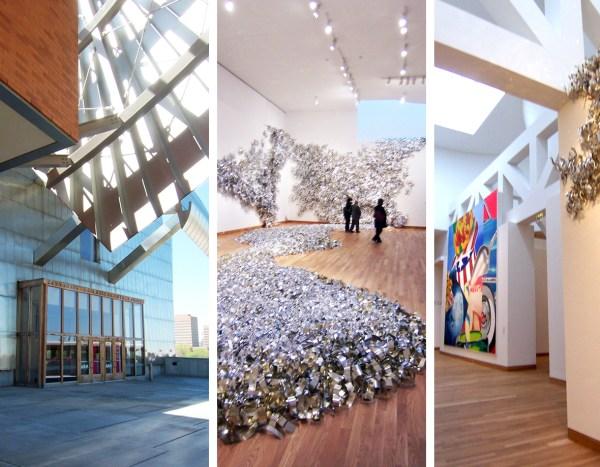 Weisman Art Museum Distinctive Frank Gehry Design