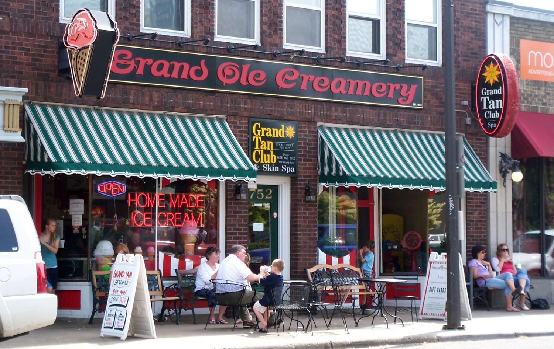 Grand Ole Creamery making homemade ice cream since 1984  HomesMSP