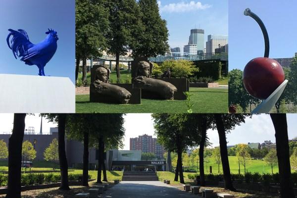 Sky Pesher Minneapolis Sculpture Garden