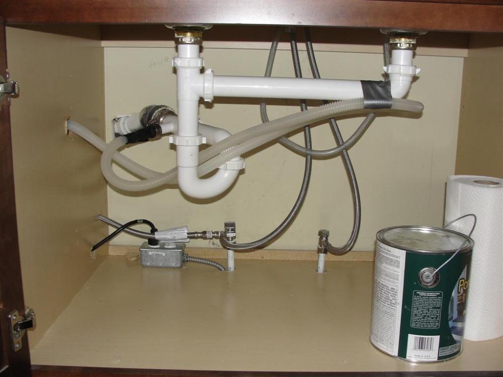 medium resolution of dishwasher drain