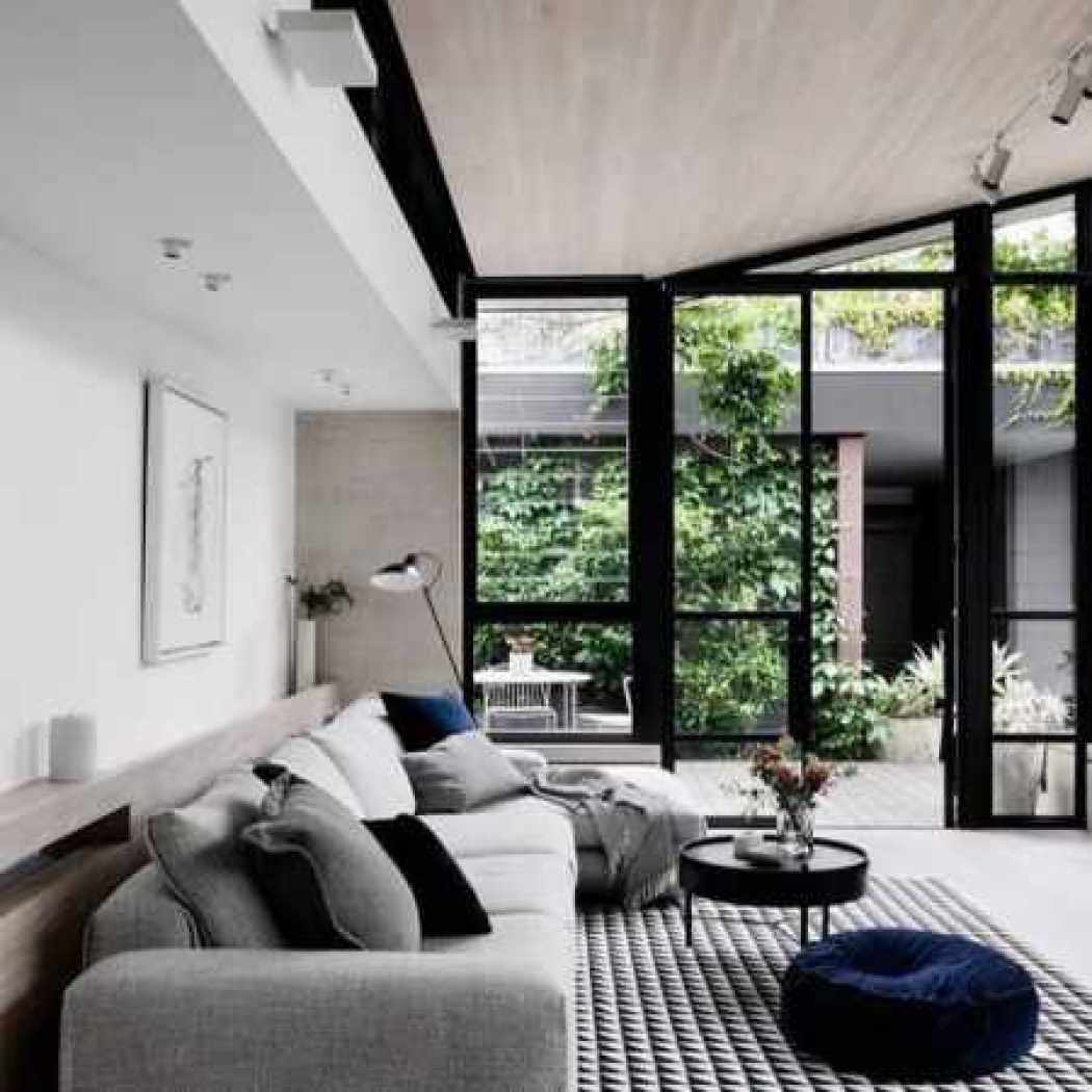 10 Minimalist Living Room Ideas That Will Inspire You To Declutter