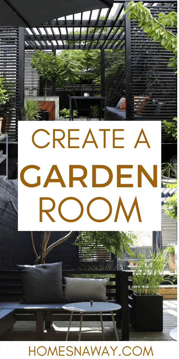 Create a Dreamy Outdoor Retreat- Your Modern Garden Room {DIY Guide}