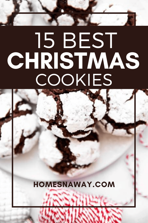 15 Yummy Christmas Cookies Recipes You Will Enjoy!