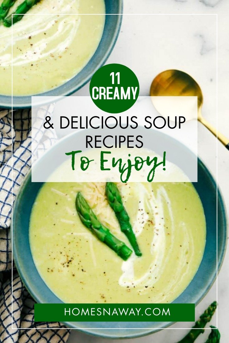 11 Creamy & Delicious Soup Recipes To Enjoy From The Recipe Critic