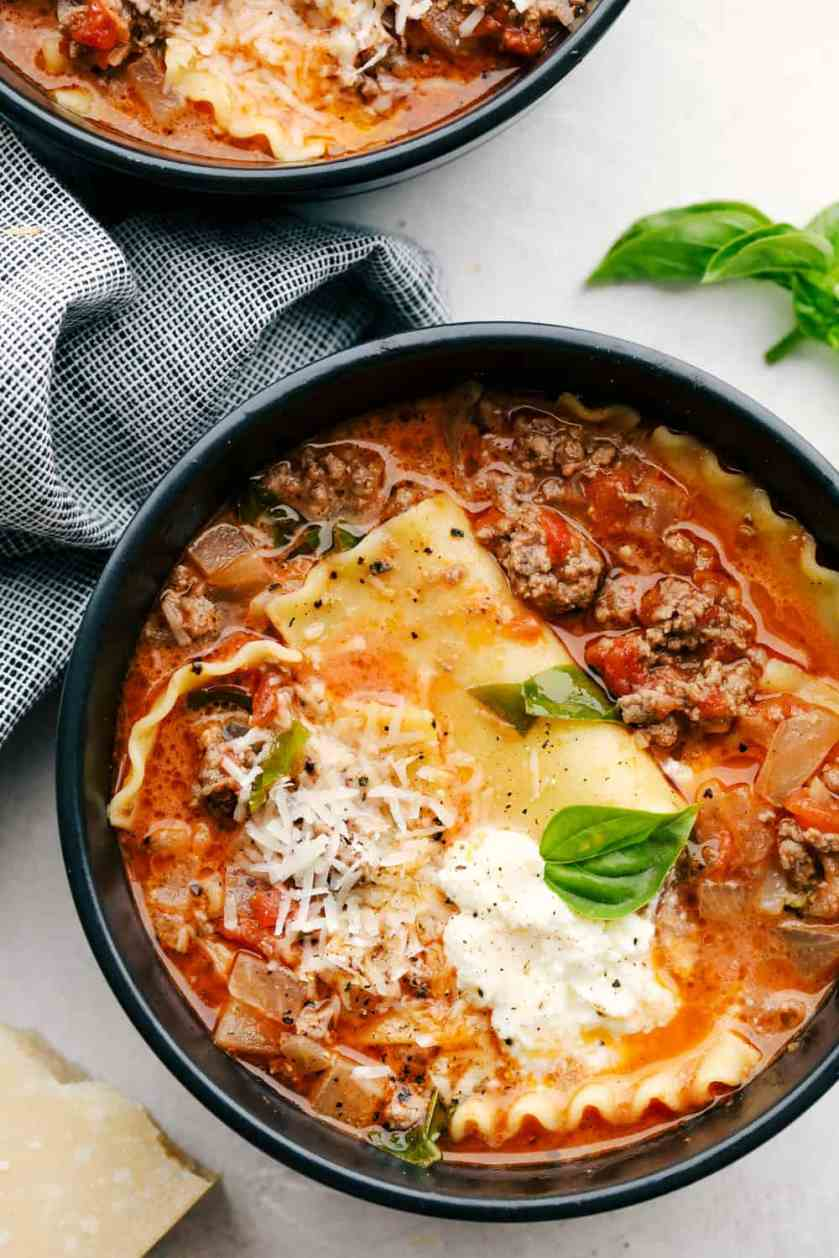 11 Creamy & Delicious Soup Recipes You Will Enjoy