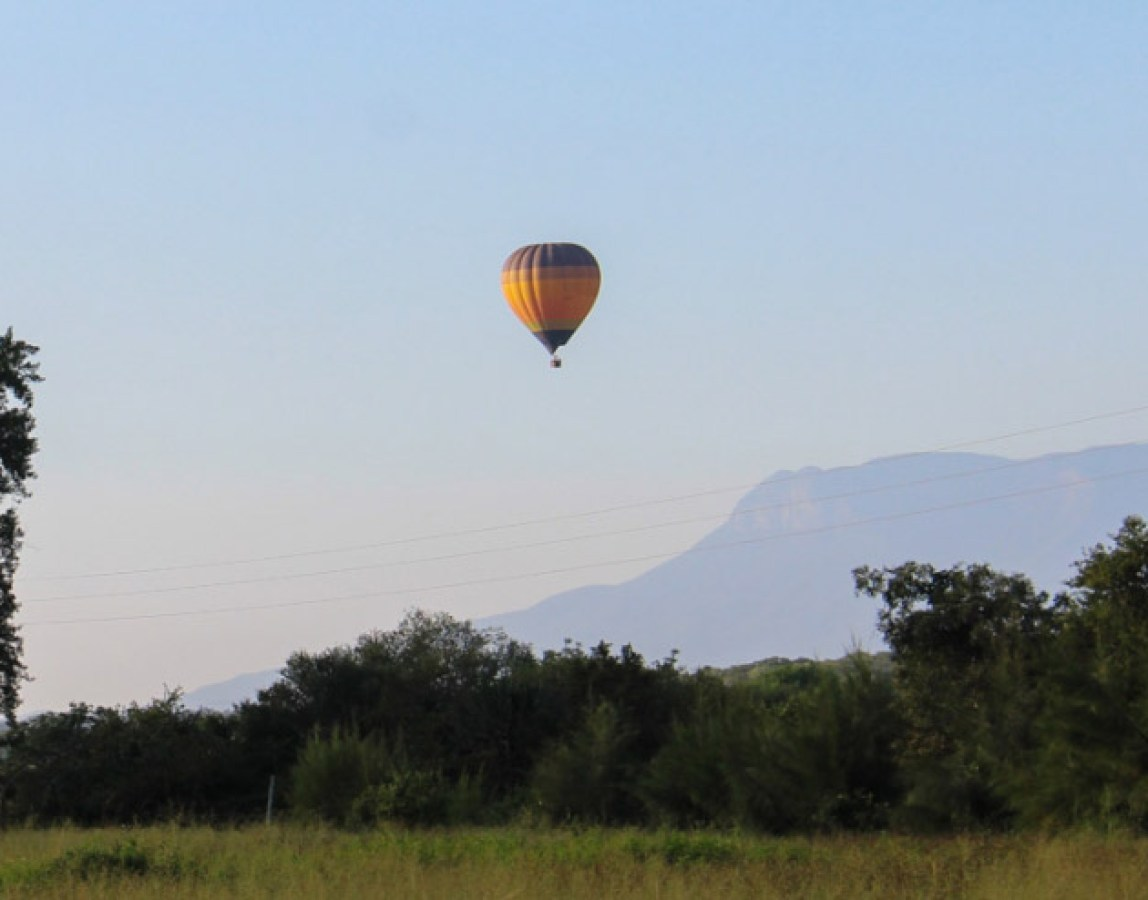 Hot Air Ballooning South Africa