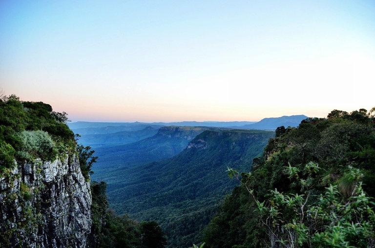 God's Window Zuid-Afrika