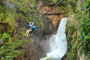 Magboebaskloof Canopy Tour - South Africa